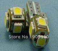 Can-bus Led Car Reading lights,DC12V input, 5pcs 5050SMD LED,Resistance drive