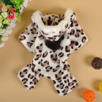Cospets vip teddy puppy chigoes bo pet clothes autumn and winter thick sweatshirt
