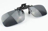 Free shipping driver sunglass clip prevent polarized light night vision Polarized Night Vision  sunglasses