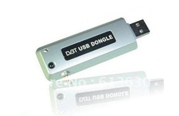 Free shipping 10PCS/lots HD DVB-T USB Digital TV Tuner Receiver Stick Dongle for Laptop PC XP Vista