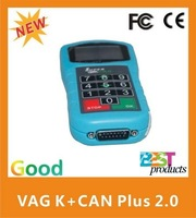 Free Shipping Super VAG K+CAN Plus 2.0