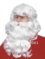 free shipping Santa Claus Wig and Beard Set New!
