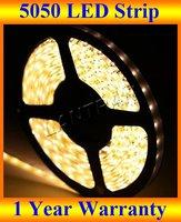 12V 5050 waterproof christmas led lighting, 5M 150 LEDs holiday strings thanksgiving ribbon DHL
