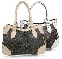 fREE SHIPPING, OPPO Elegant Luxurious Charming Hobo Shoulder Bag Handbag Tote PU Leather brand bag 8311-12
