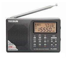 free shipping Tecsun PL-606 FM stereo AM long wave short wave Radio pl606 am/FM radio portable radio