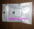High quality 30 pin to 8 pin  cable adapter for iphone 5 ipod touch 5 ipod nano 7 free shipping