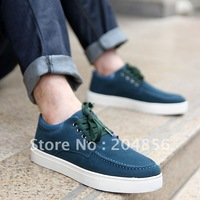 free shipping Wooden fish fashion man shoes skateboard the tide skateboarding shoes men's fashion low-top shoes male shoes