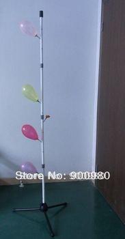New Balloon Accesorries Balloon Arch Kit ,balloon shelf with 4 poles 1 pc/lot