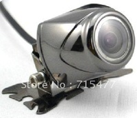 Free Shipping New 1Pcs Waterproof Night Vision Car Rear View Backup Camera Color 170 Angle PAL NTSC Reversing Parking