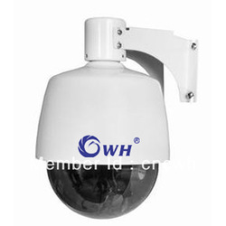 Newest products!!! auto tracking dome ptz camera outdoor outdoor&indoor CWH-9422(China (Mainland))
