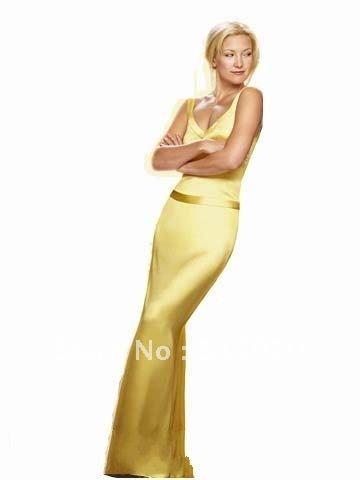 Kate Hudson giallo abito da sera in come perdere un ragazzo in 10 giorni vestito celebrità