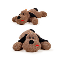 2012 kiss dog doll large plush toy pillow dog birthday gift