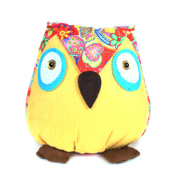 PROMOTION! Owl doll pillow cushion personality gift decoration plush toy FREE SHIPPING(China (Mainland))