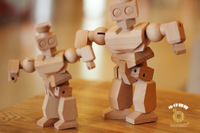 Big One + Small One , Amazing Gift Bamloff slimman robot boys birthday gift