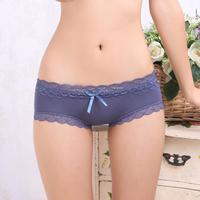 Free shipping 2014 young girl sexy panties sexy transparent women's pants