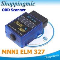 Free Shipping New ELM327 V1.5 Mini Bluetooth ELM 327 OBDII OBD-II OBD2 Protocols Auto Diagnostic Tool