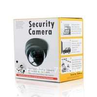 Fake Dummy Dome Mini Camera ,Appear To Work Just Like A Real Security Camera