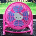 Computer notebook rotating usb mini fan
