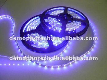 IP68 Waterproof Black Board SMD5050 30LED UV 400-410nm LED Flexible Strip Light