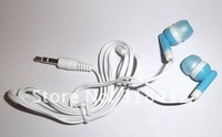 Wholesale 50pcs/lot In-ear earphone headphones headsets for Mp3 MP4 MP5 PSP