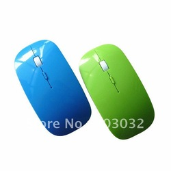 Anti-skid scroll gift box 1000/1200/1600 DPI optical 2.4G wireless drivers usb mini mice(China (Mainland))