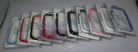 Bumper Casefor Samsung Galaxy S3 I9300 ,PC + Silicone bumper case for S3 i9300 Free Shipping