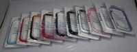 Bumper Casefor Samsung Galaxy S3 I9300 ,PC + Silicone bumper case for S3 i9300 Free Shipping