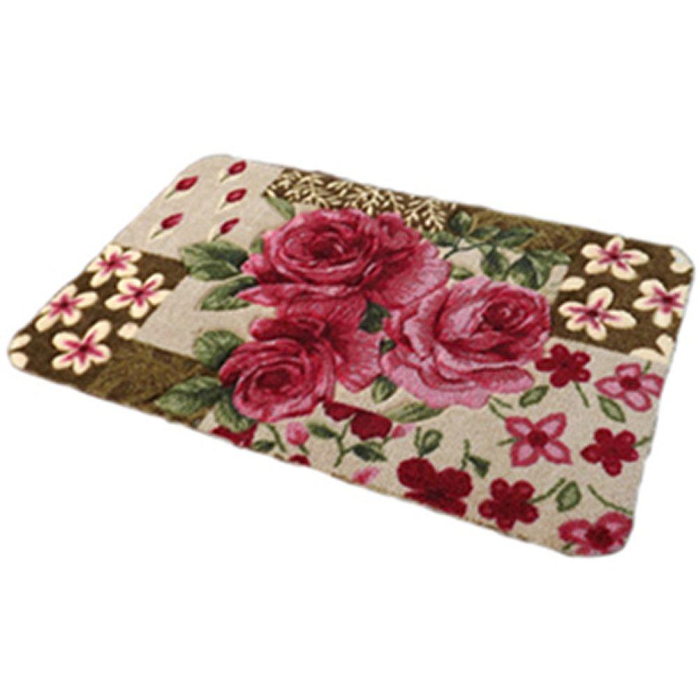 Teppich mit rosen design in Größe 4060cm( 15752362