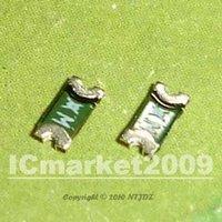 100 PCS 1206 2A 2 Amp  PolySwitch SMT SMD Resettable Fuse