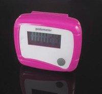 Passometer Fat Pedometer Portable Run Step Counter Digital Electronic Walking Calories Counters Free Shipping - 30pcs/lot