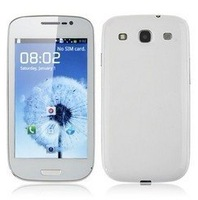 Cheap android 4.0 phone B930 4.3 inch Screen MTK6515 1GHz Dual SIM Dual Camera 5MP Auto focus