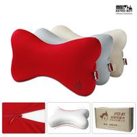 Iron ASTRO BOY nano light breathable car headrest slow rebound memory cotton bone pillow neck pillow single