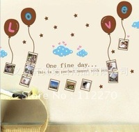 5sheets Free Shipping 60*90cm PVC New  Home/Kids Rooms DIY Decoration Wall Stickers 002001 (35)