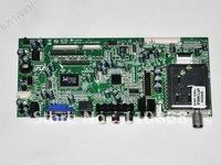 LVDS/TTL VGA /AV/SV /TV controller board for LCD/PDP PAL / SECAM NJY2033 V1.1A