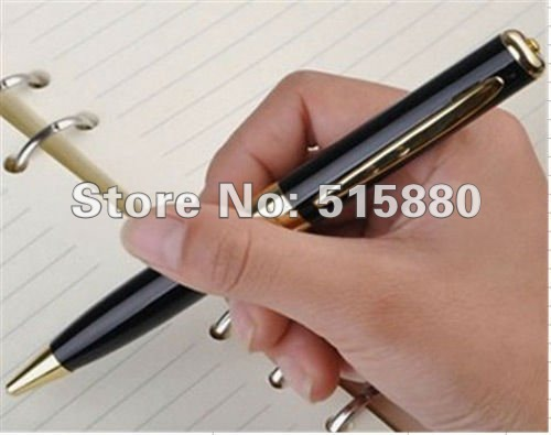 High Quality 1pc Pen Camera Digital Video Recorder,New Surveillance DVR DV Camcorder(China (Mainland))