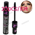 10pcs/lot 12cm Long Curling Makeup Eyelash Black Waterproof Fiber Mascara Eye Lashes free shipping 6681