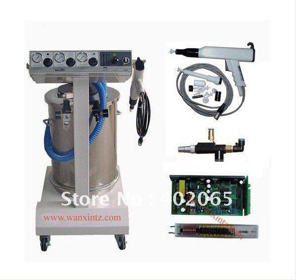 WX-201 CE excellent electrostatic powder coating machine(China (Mainland))
