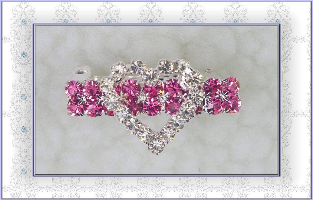 livraison gratuite pour animaux de compagnie chien et accessoire de cheveux en épingle à cheveux diamant à bas prix de gros