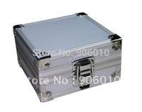 Free Shipping Small Aluminum Tattoo Machine Box Tattoo Machine Gun Case Tattoo Supply