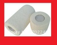 Light Rip Spandex 75mm x 4.5M Lightplast Pro Tearable EAB elastic adhesive bandage