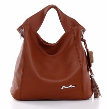 Free Shipping 2012 fashion  leather flower tassel women's handbag bag one shoulder handbag cross-body leather bag