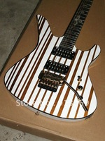 2012 new arrival Synyster Custom Electric Guitar with hardshell case