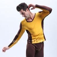 Сексуальное белье Мужской набор модальных o шея жесткой кальсоны длинные Джонс m09 - 7