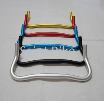 Colored Alloy Bullhorn Fixed Gear Handlebar&Bicycle Handlebar/Pls Contact us for Wholesale