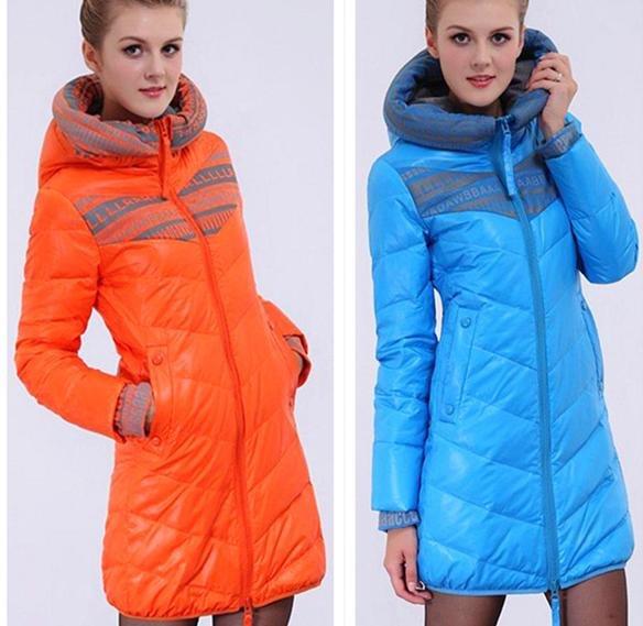 Куртки удлиненные женские