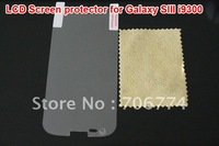 2000x HQ CLEAR SCREEN PROTECTOR COVER LCD GUARD FILM FOR SAMSUNG GALAXY S3 i9300