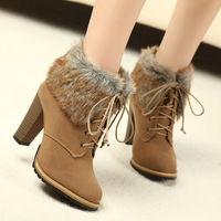 2012 Hot-selling Ladies Stiletto  Boots Wedding  Sexy Women's Shoes Candy Color