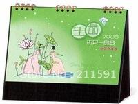 2013 Promotion Desk Calendar/Table Calendar Printing