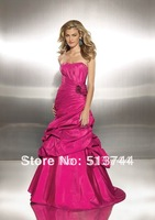 A Line Long Evening Dresses Formal Gowns