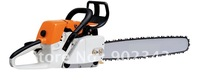 "MS380 Chainsaw 72.2CC 3.6KW 22"" Guide Bar with Original  chain Wholesale Price 1pcs/lot"